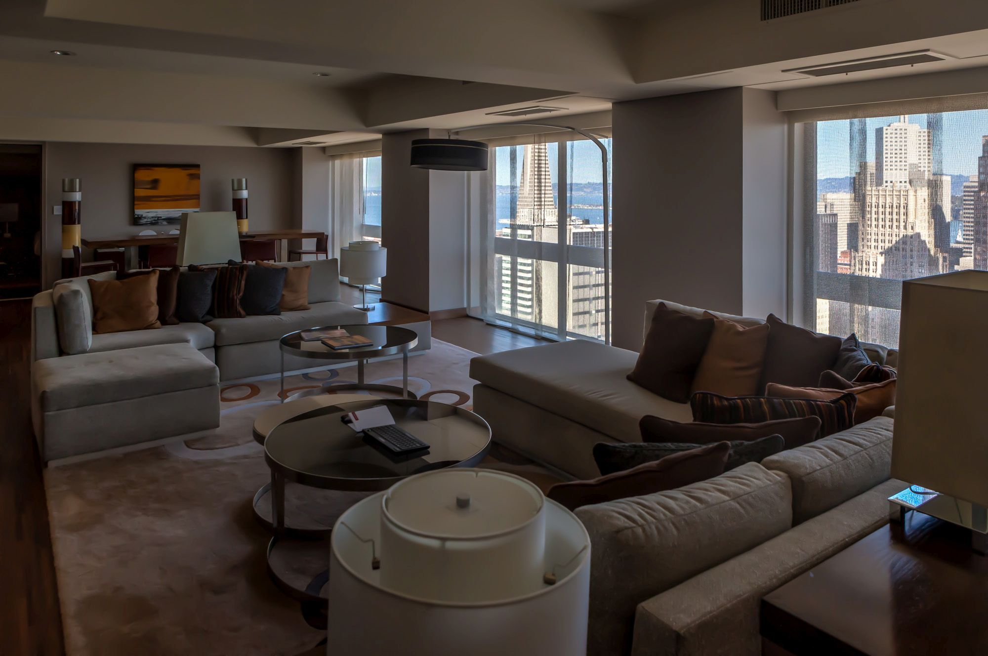 Hotel Review: Grand Hyatt San Francisco and Hospitality Suite