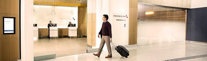 Admirals Club São Paulo-Guarulhos International (GRU) (c) American Airlines