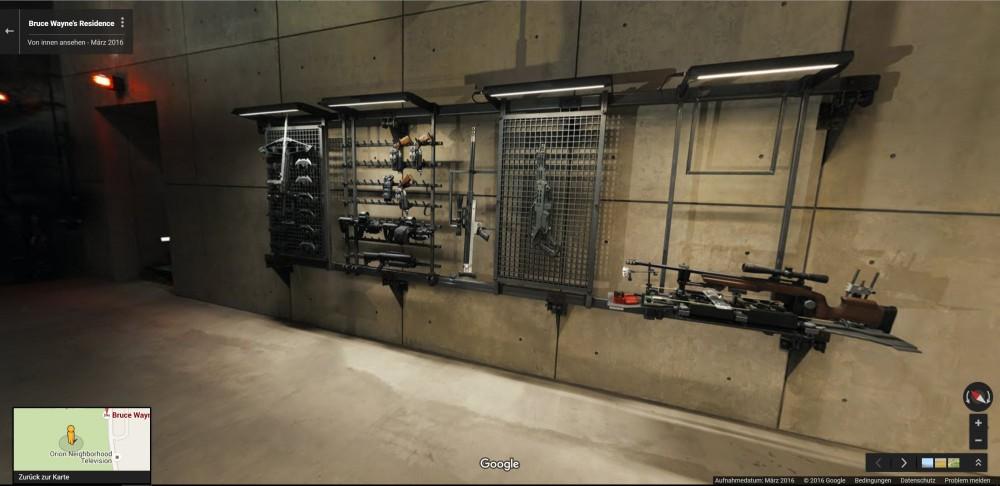 Bruce Wayne Manor Inside 05