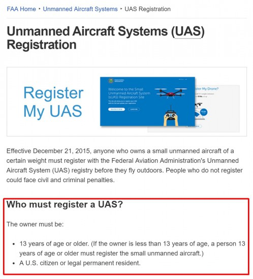 FAA UAS Registration 02
