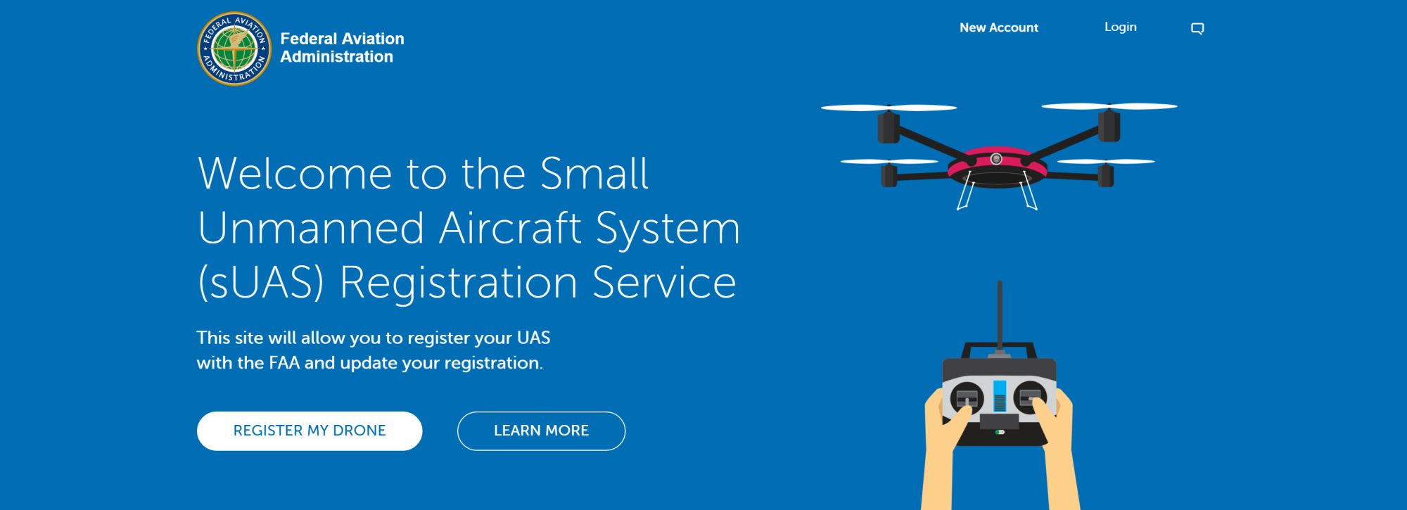 The Drama with the FAA and their UAS/Drone Registration