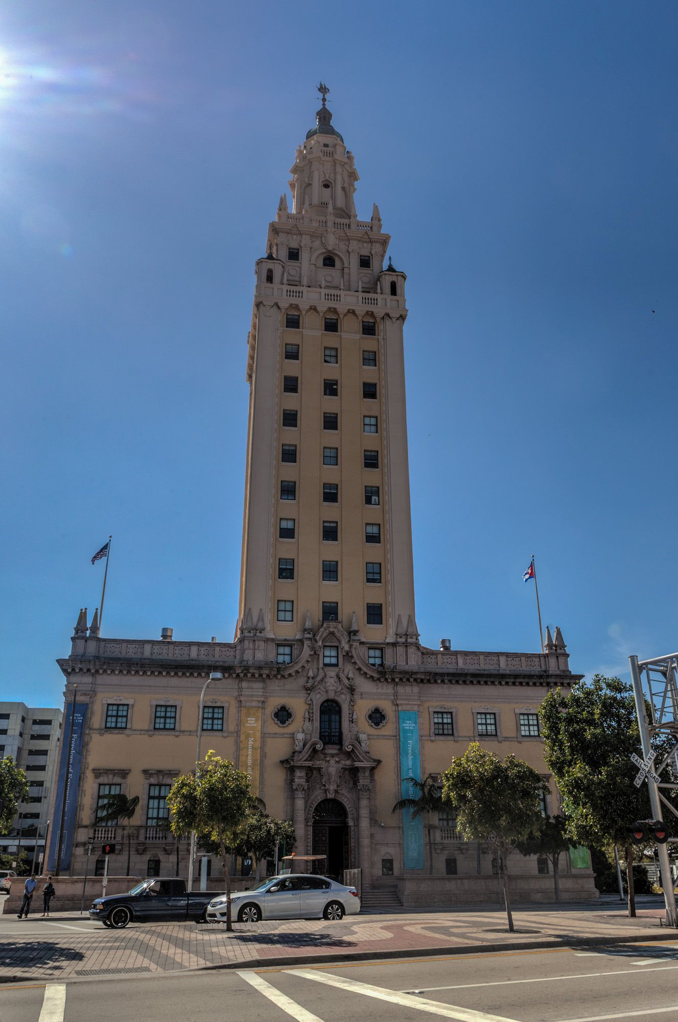 Freedom Tower in Miami, Florida - Gate to Adventures