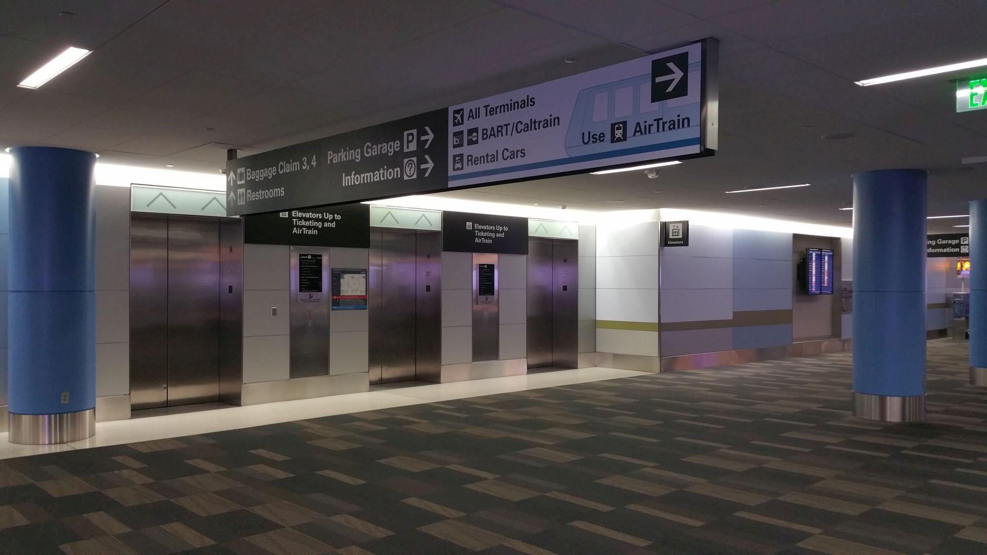 Car Rental App >> Review: Silvercar at San Francisco International Airport ...