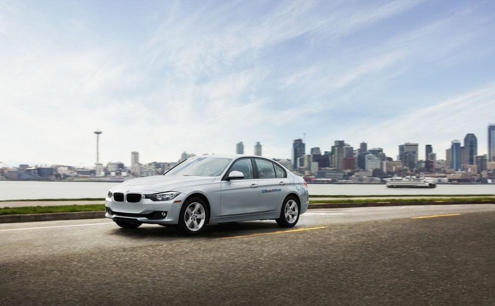 ReachNow BMW 3 Series