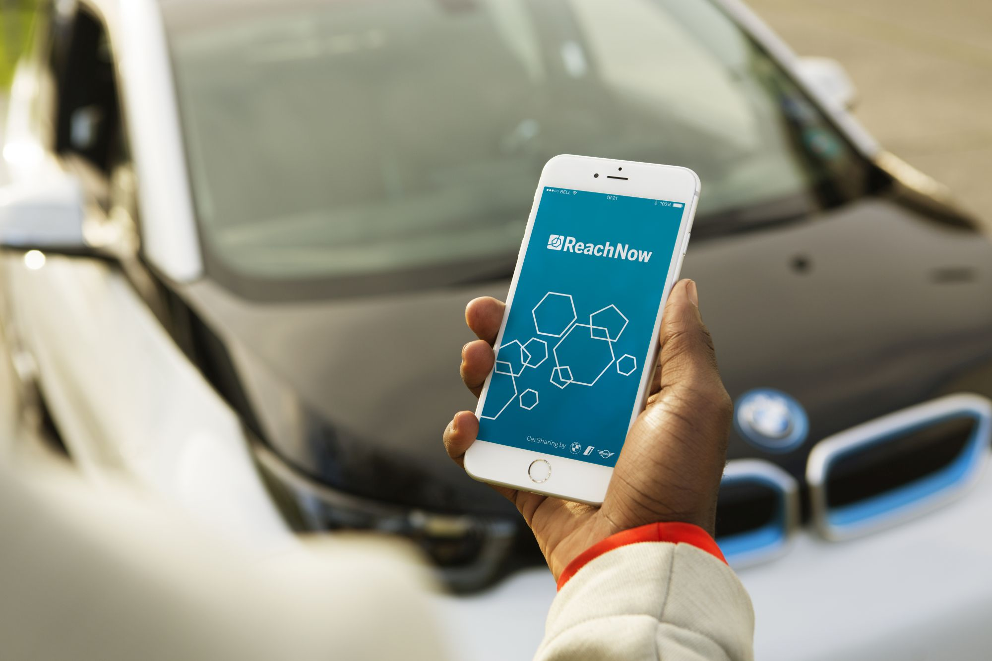 Bmw Launches New Car Sharing Service Reachnow In Seattle Gate To