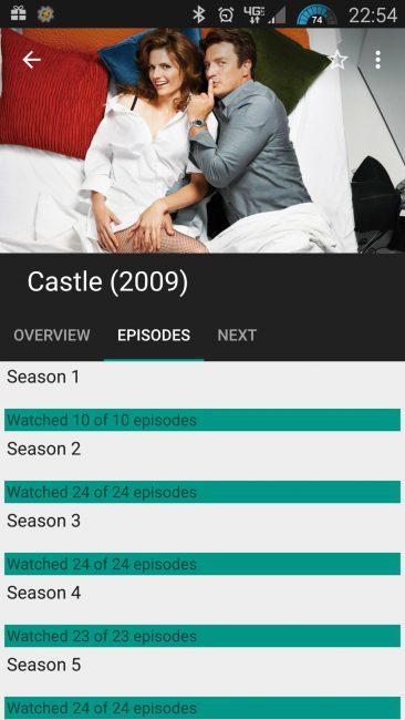 TV Show Details