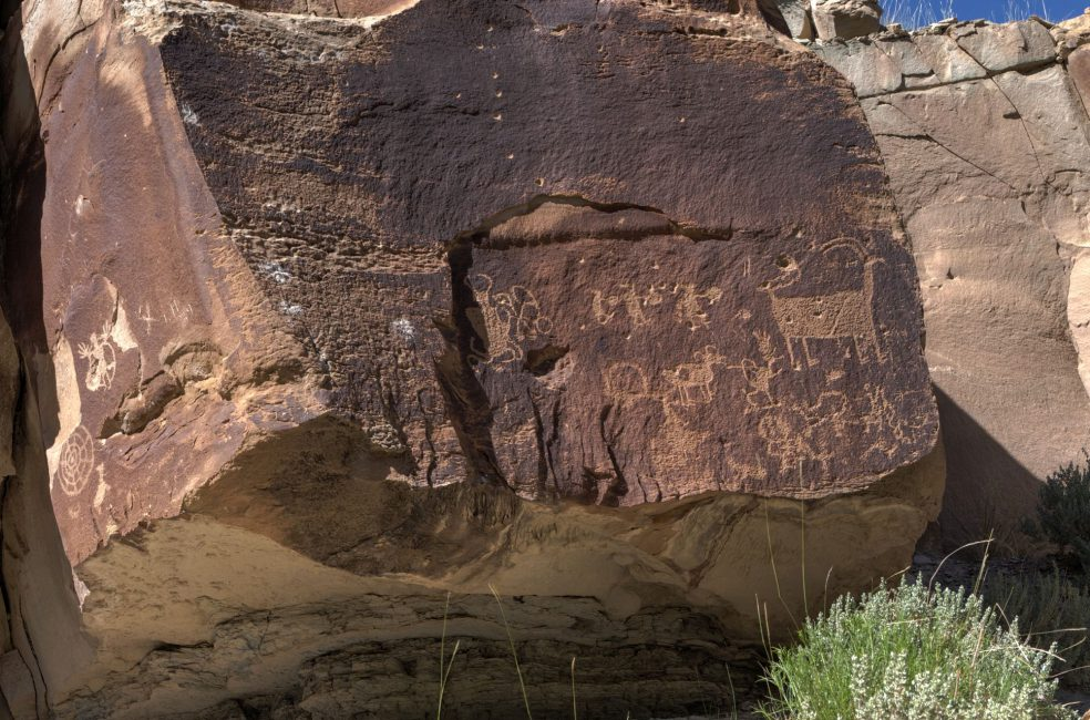 Rock Art in Nine Mile Canyon