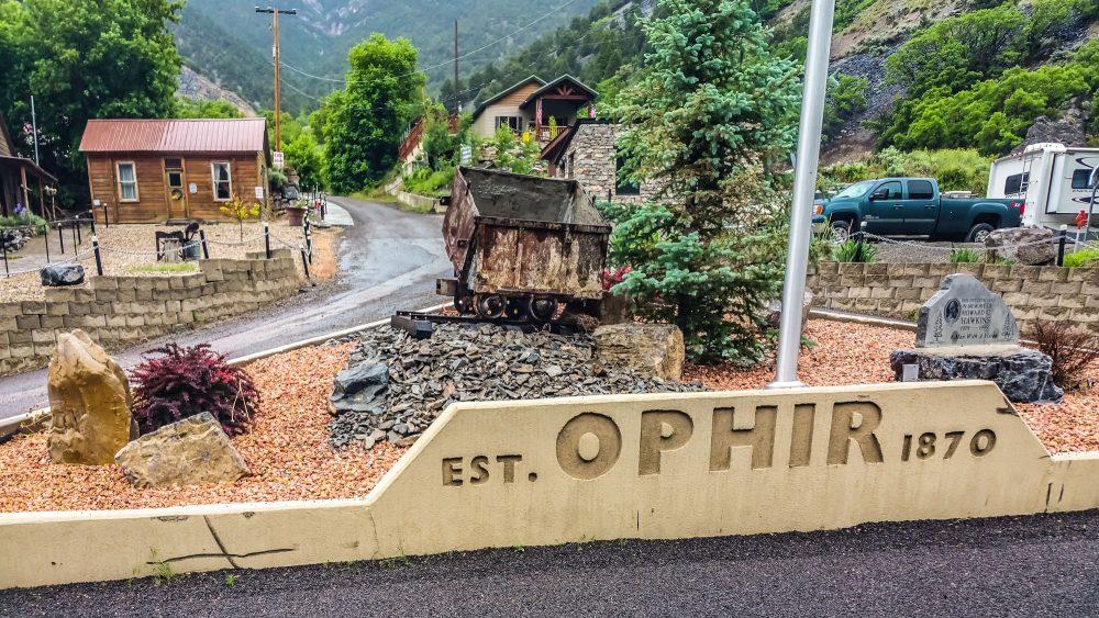 Ophir Historic District