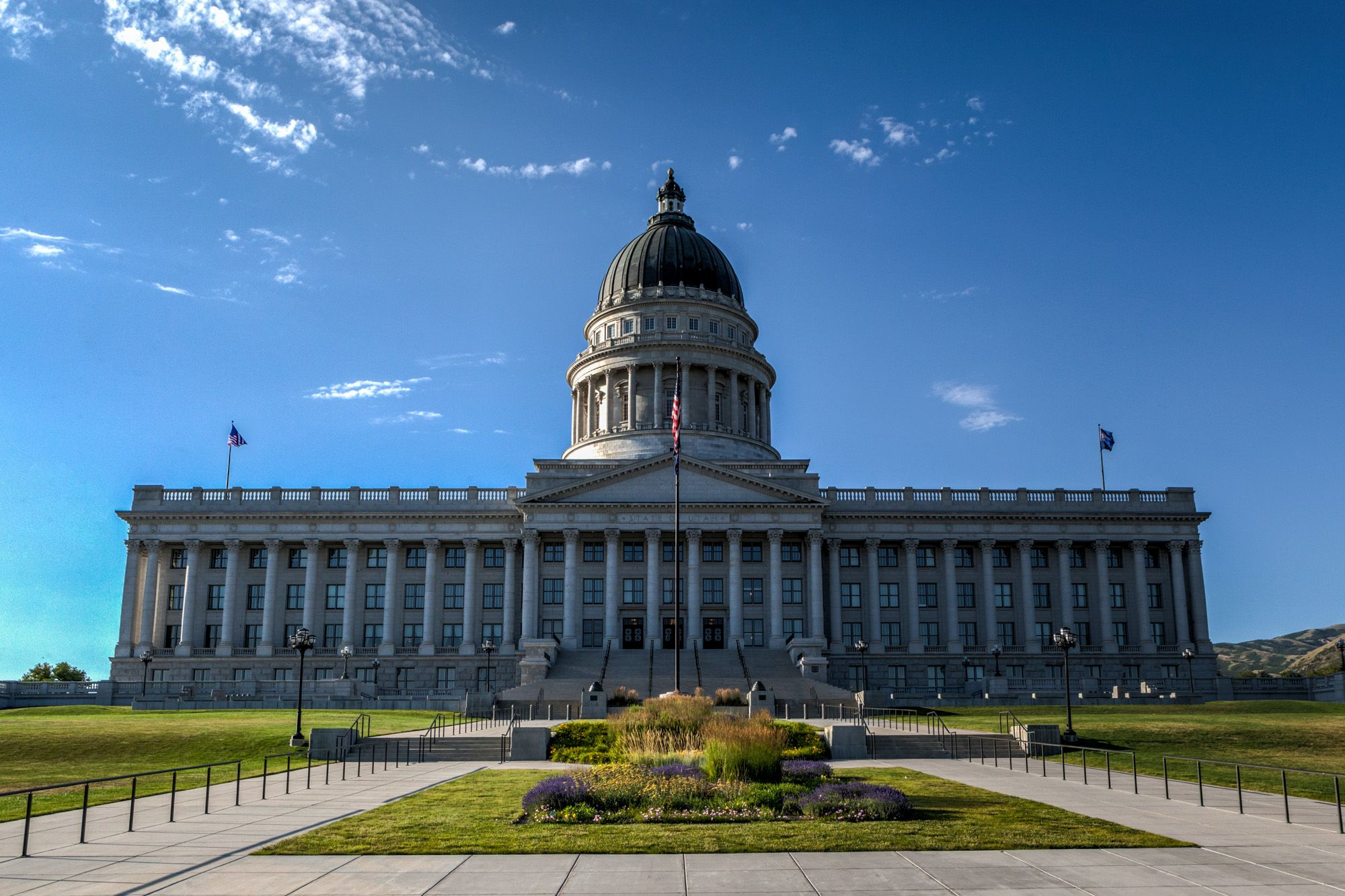 Touring the Utah State Capitol