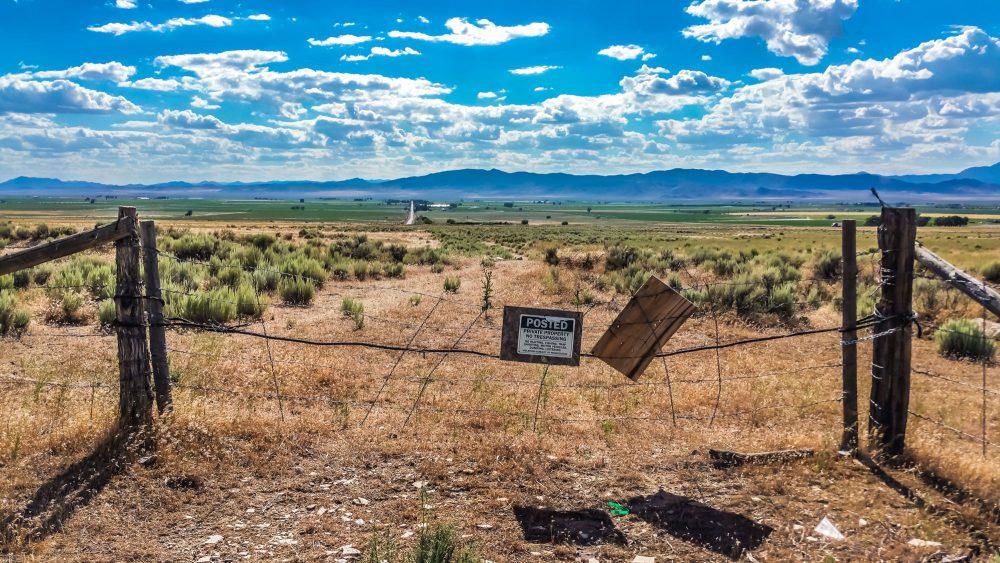 Dead End near Corral Rock