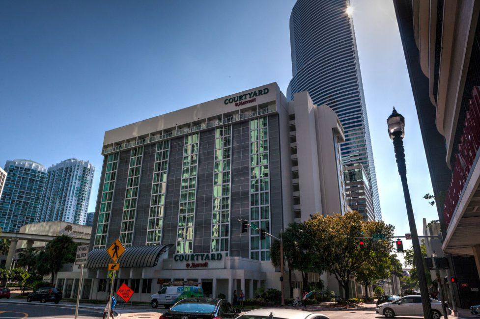 Marriott Courtyard Miami Downtown