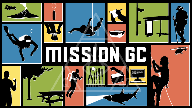 Go Geocaching – Mission Impossible Style