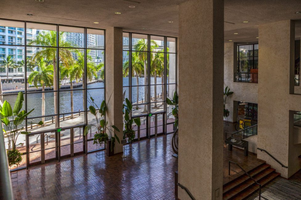 View of the Miami River