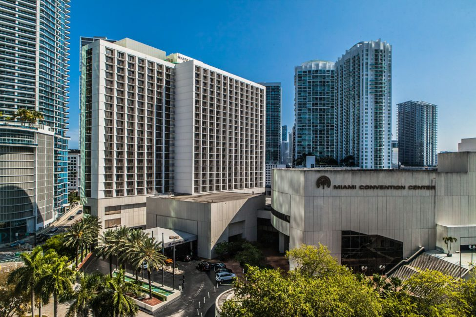 Hyatt Regency Miami Downtown