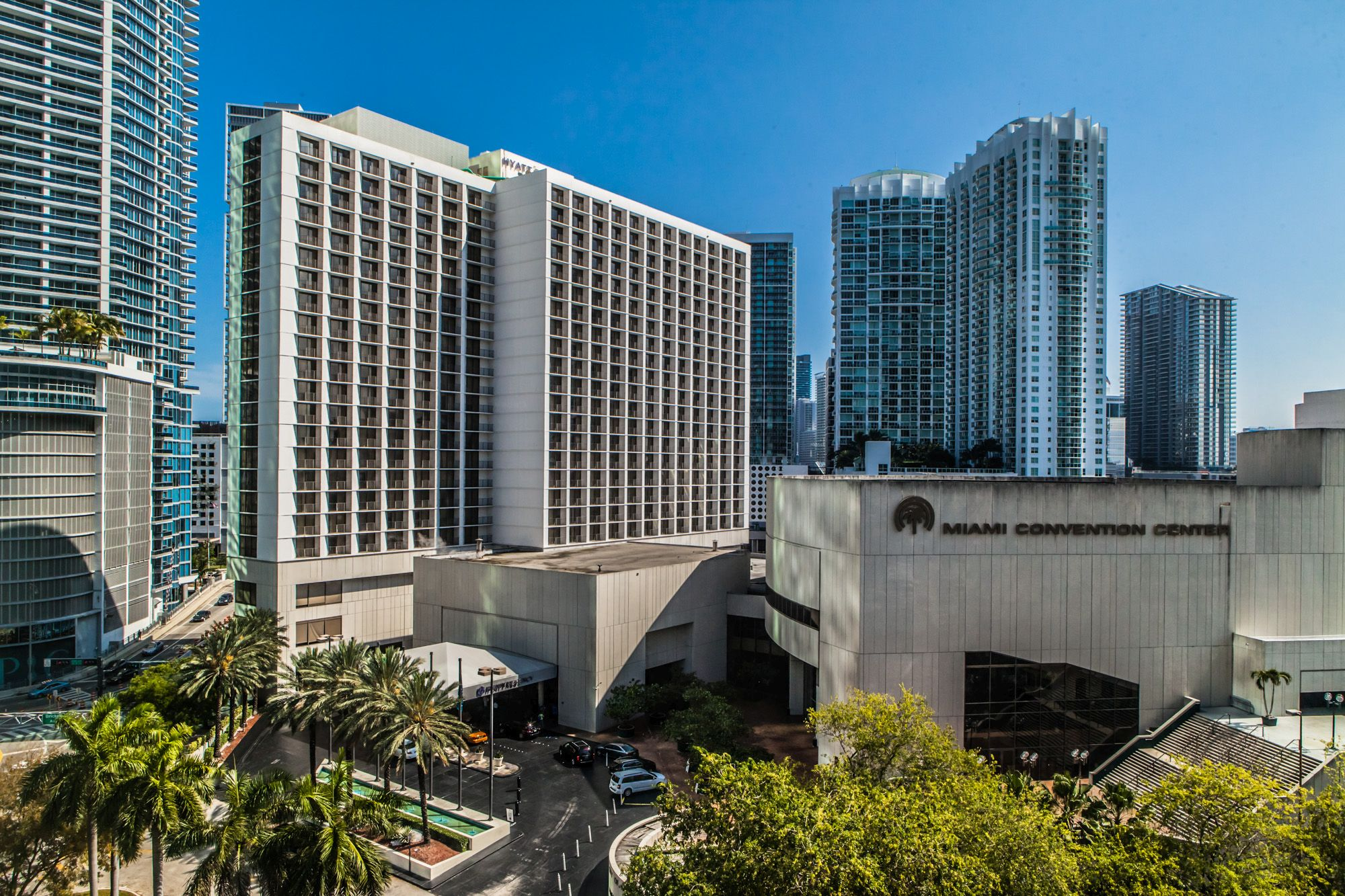Hotel Review: Hyatt Regency Miami Downtown – Miami Suite