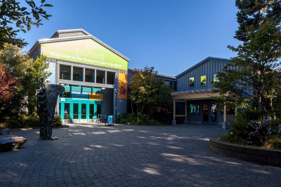 Newport - Oregon Coast Aquarium