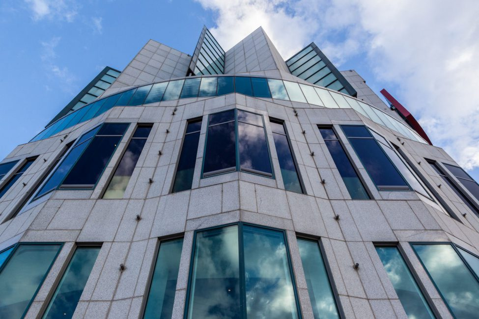 US Bank Tower Crown