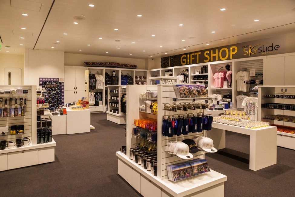 OUE Skyspace Gift Shop