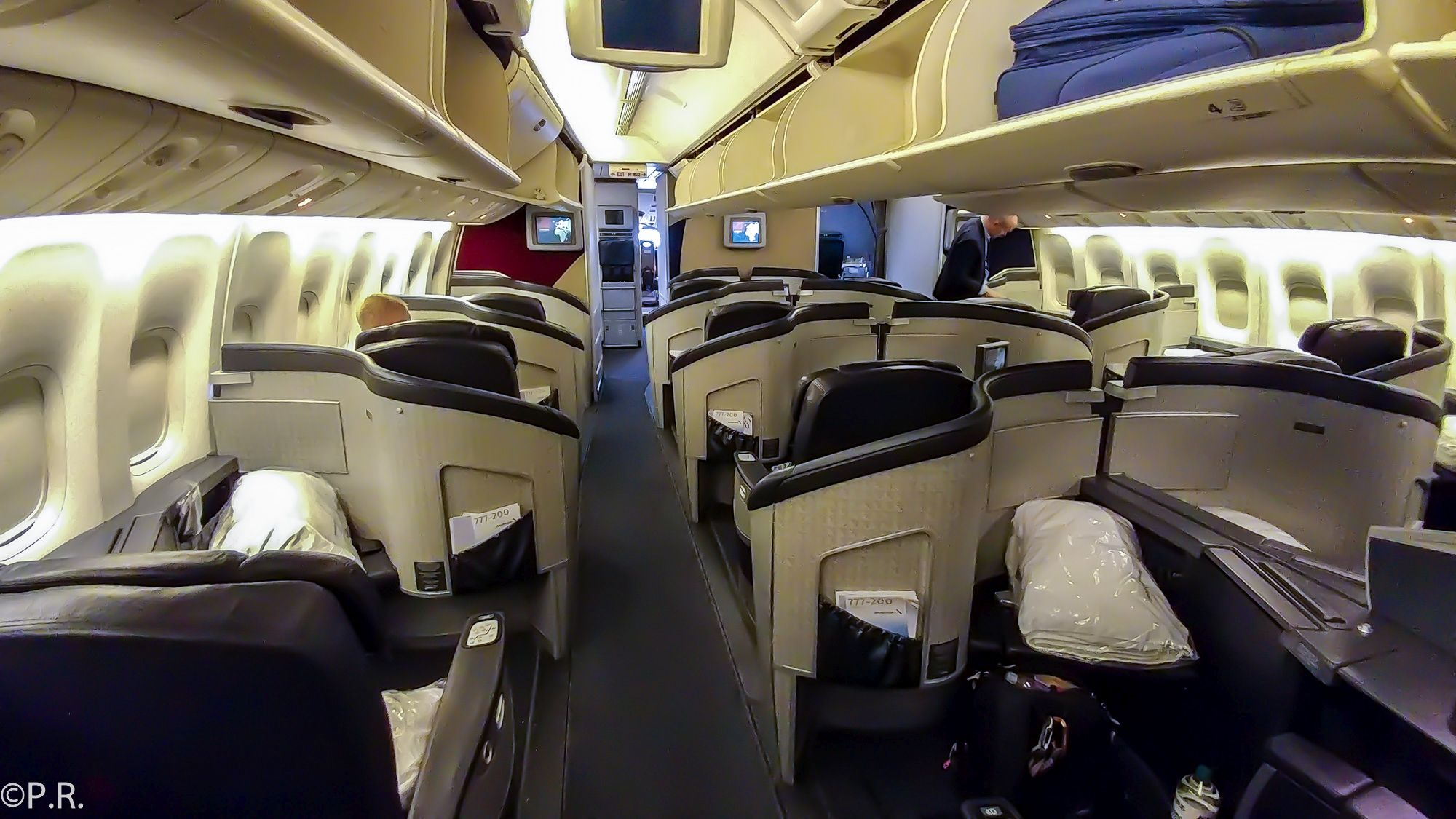 Flight Review American Airlines First Class Boeing 777