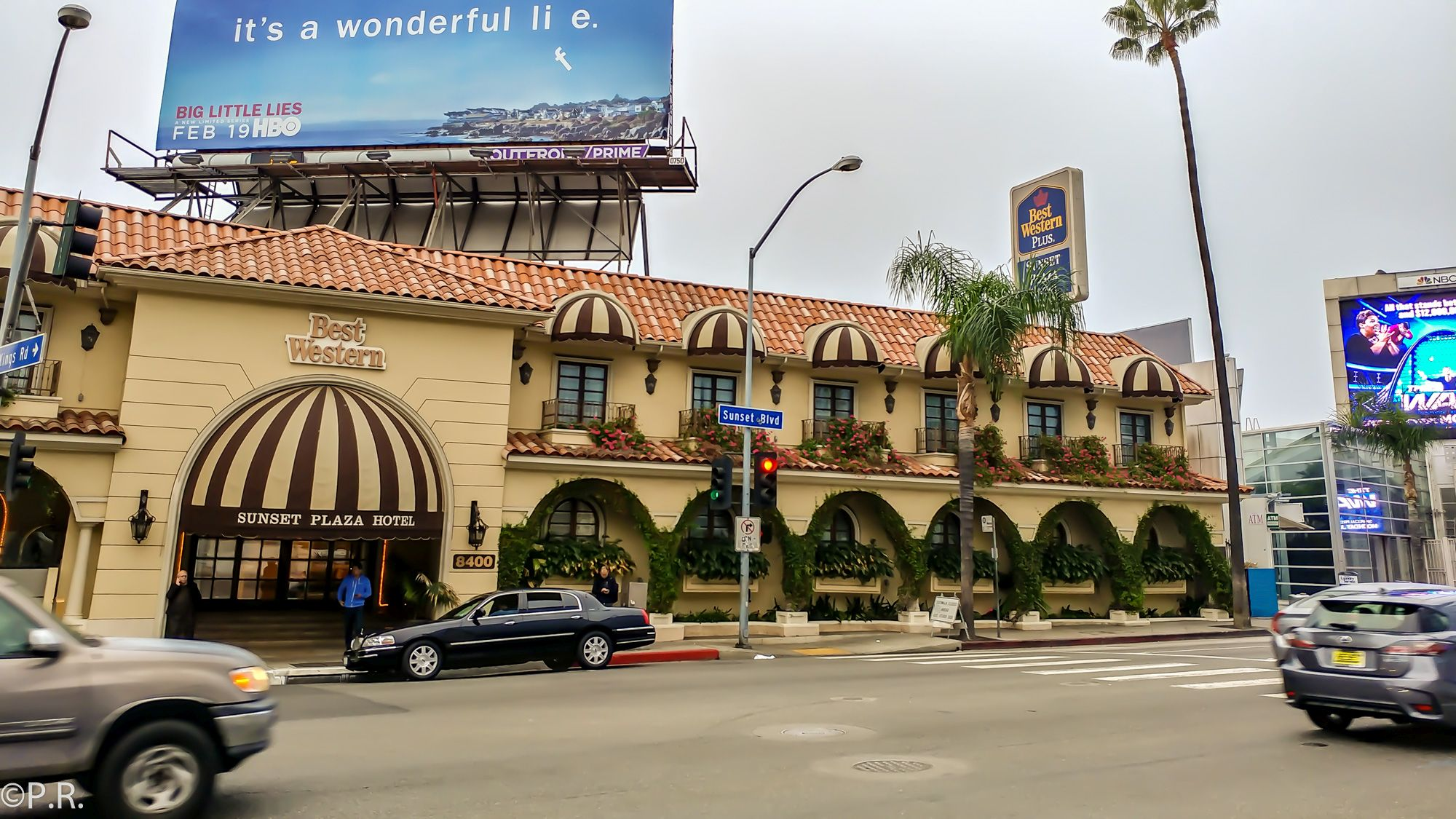 Hotel Review Best Western Plus Sunset Plaza In Los