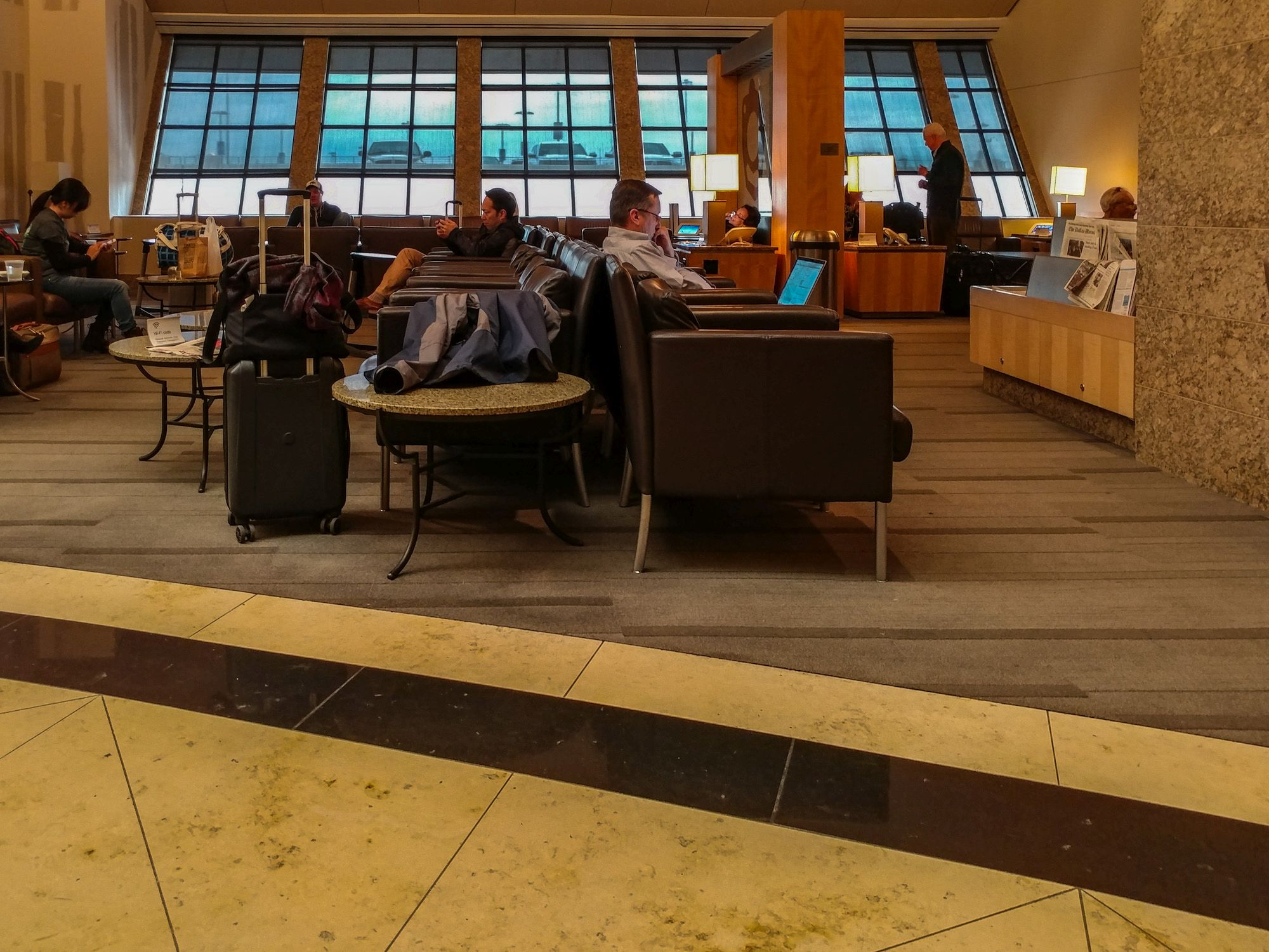 Lounge Review: American Airlines Admirals Club Dallas/Fort Worth (DFW) Terminal A
