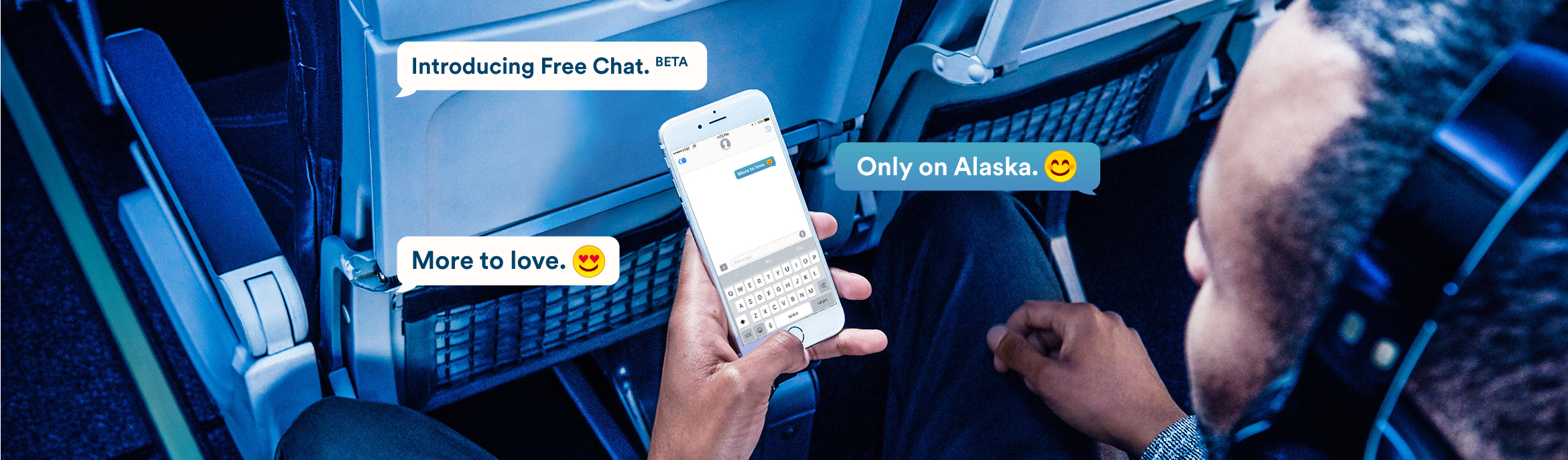 Alaska Airlines Inflight Entertainment Changes 2017: Free Texting and
