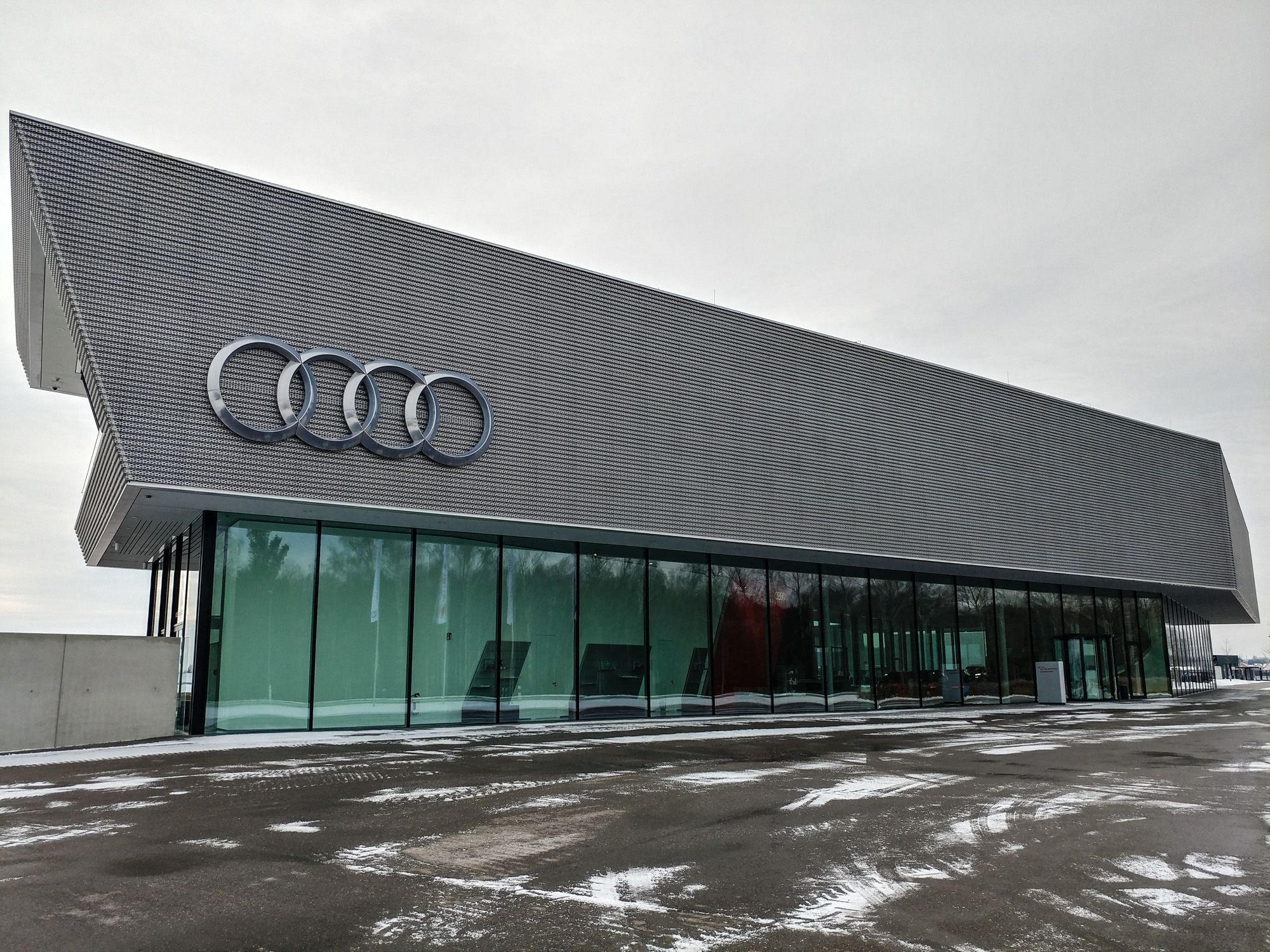 Audi Driving Experience Center Neuburg