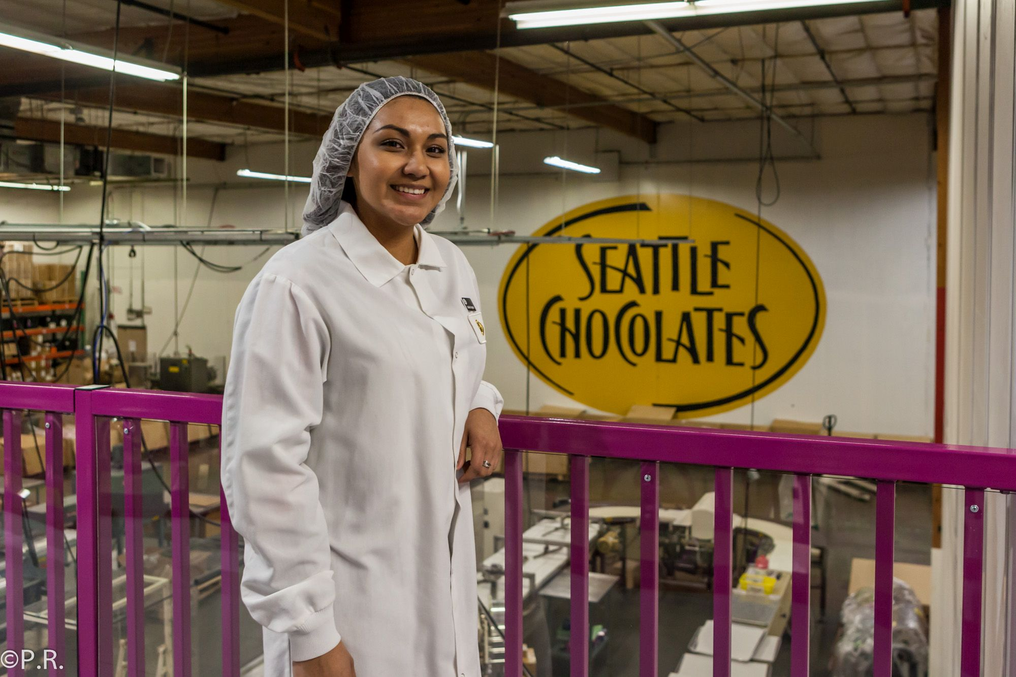 Seattle's Newest and Sweetest Attraction: Seattle Chocolates ...