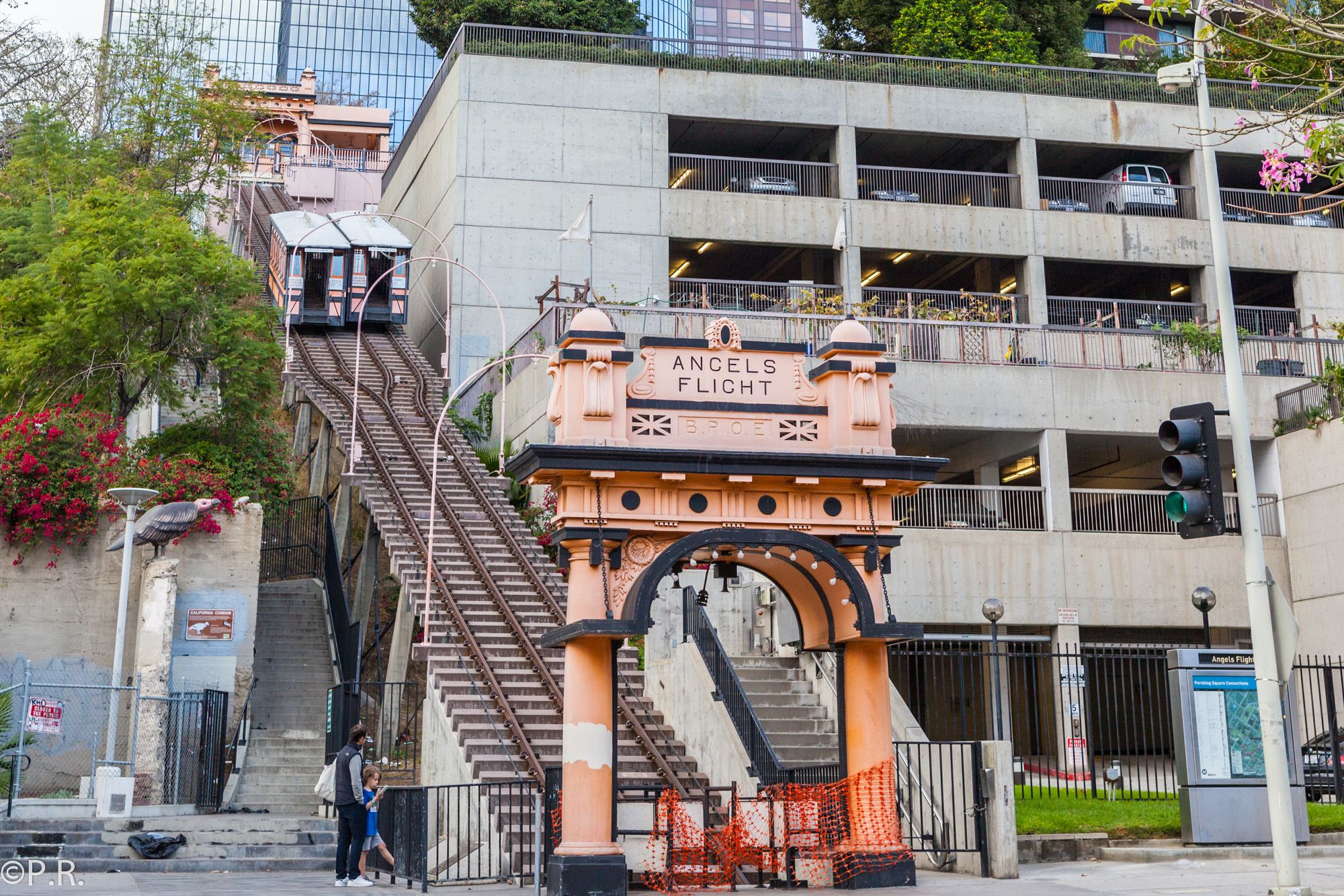 Angels Flight: The World's Shortest Railway Will Reopen in 2017