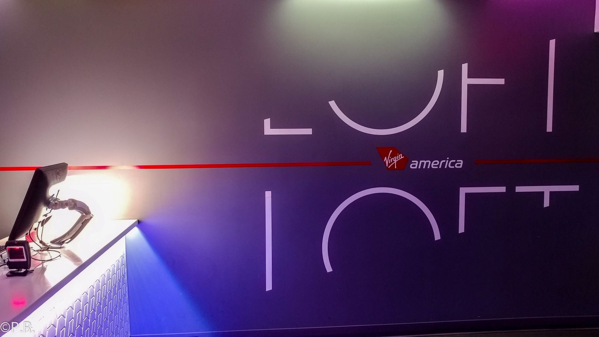 Lounge Review: Virgin America Loft LAX (CLOSED)