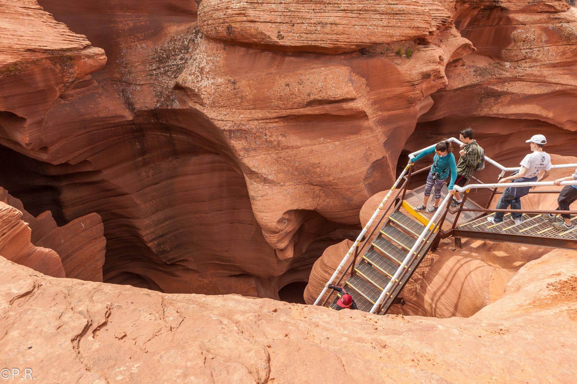 Take Tours Antelope Canyon