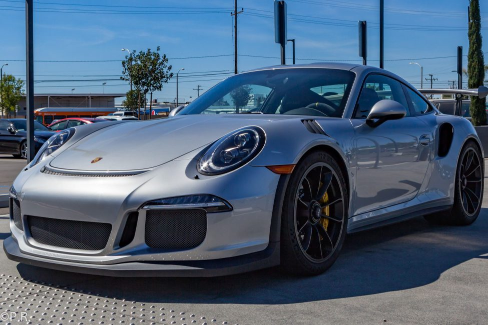 A Visit At The Porsche Experience Center Los Angeles