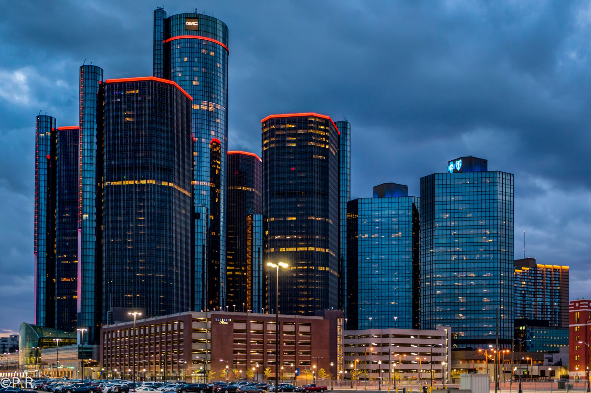 Photo Of The Week Gm Renaissance Center In The Motor City