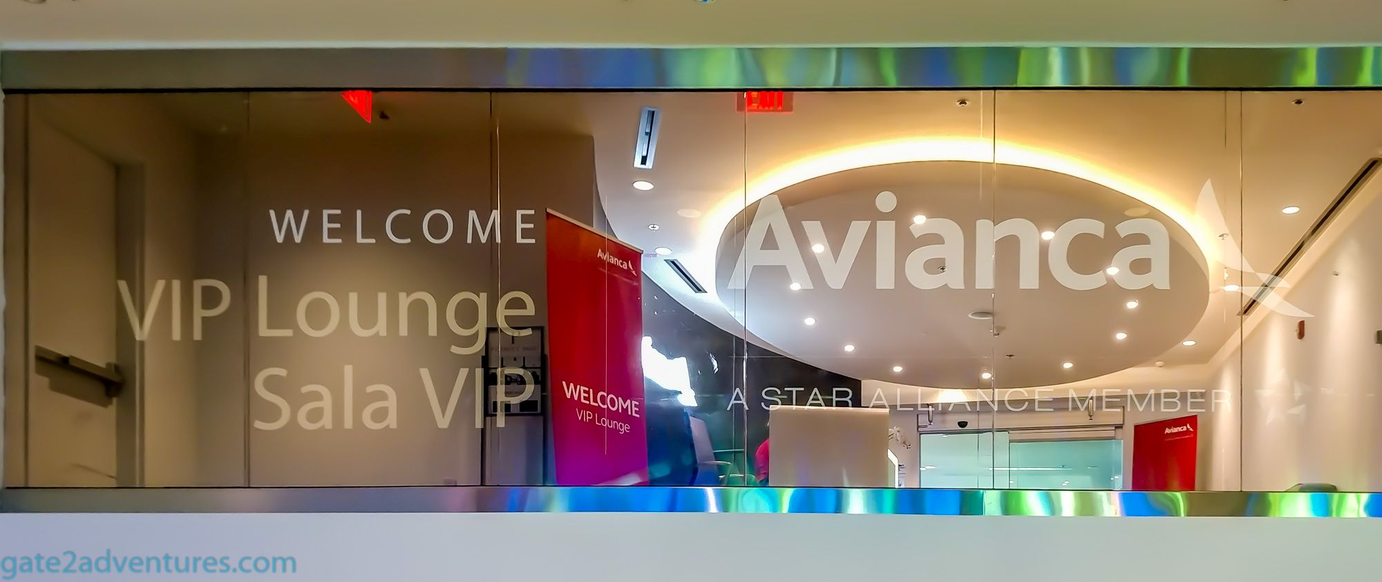 Avianca VIP Lounge Miami - South Terminal Concourse J