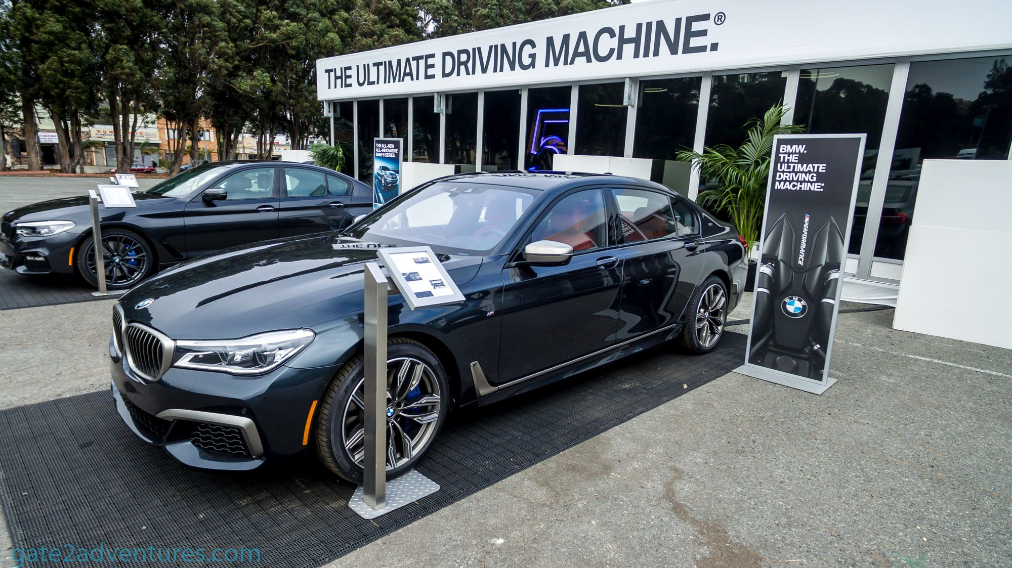 my ultimate driving experience with bwm in san francisco - 2017