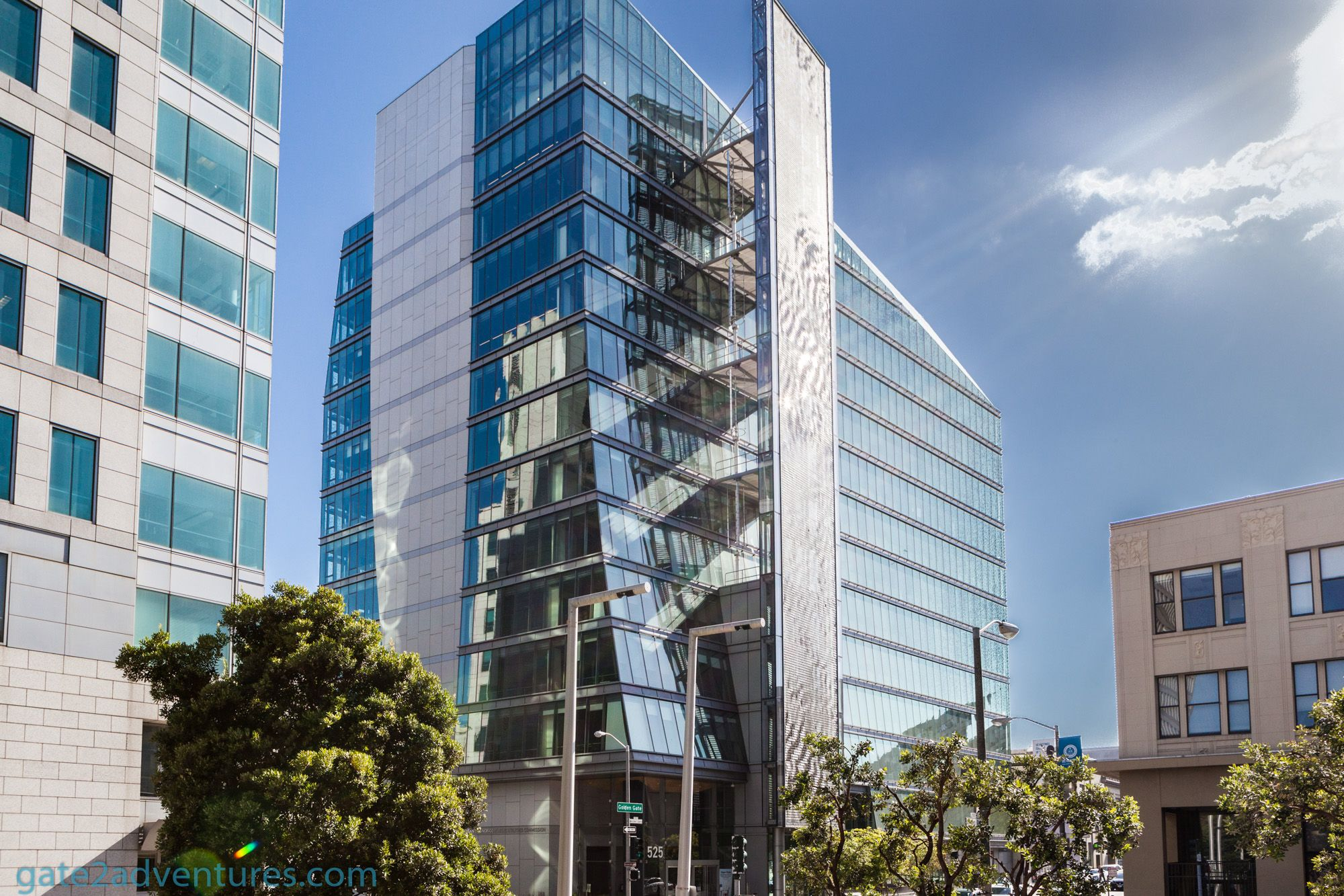 Take a Free Tour of the San Francisco Public Utilities Commission HQ