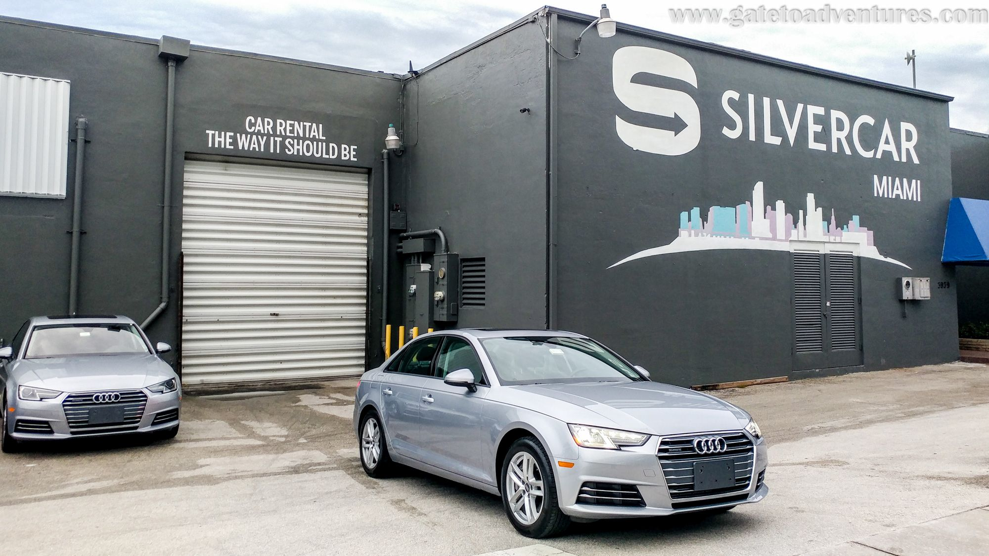 Review Silvercar At Miami International Airport Mia