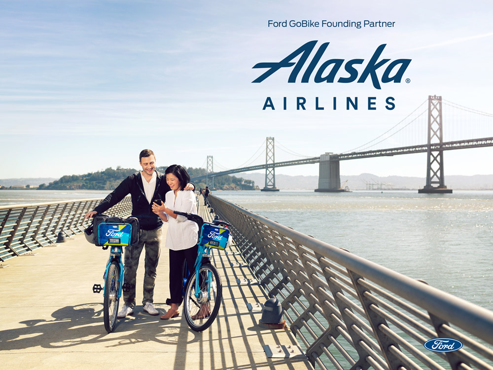 Earn Airline Miles by Riding a Bike and Basically Free Bike Rental in San Francisco