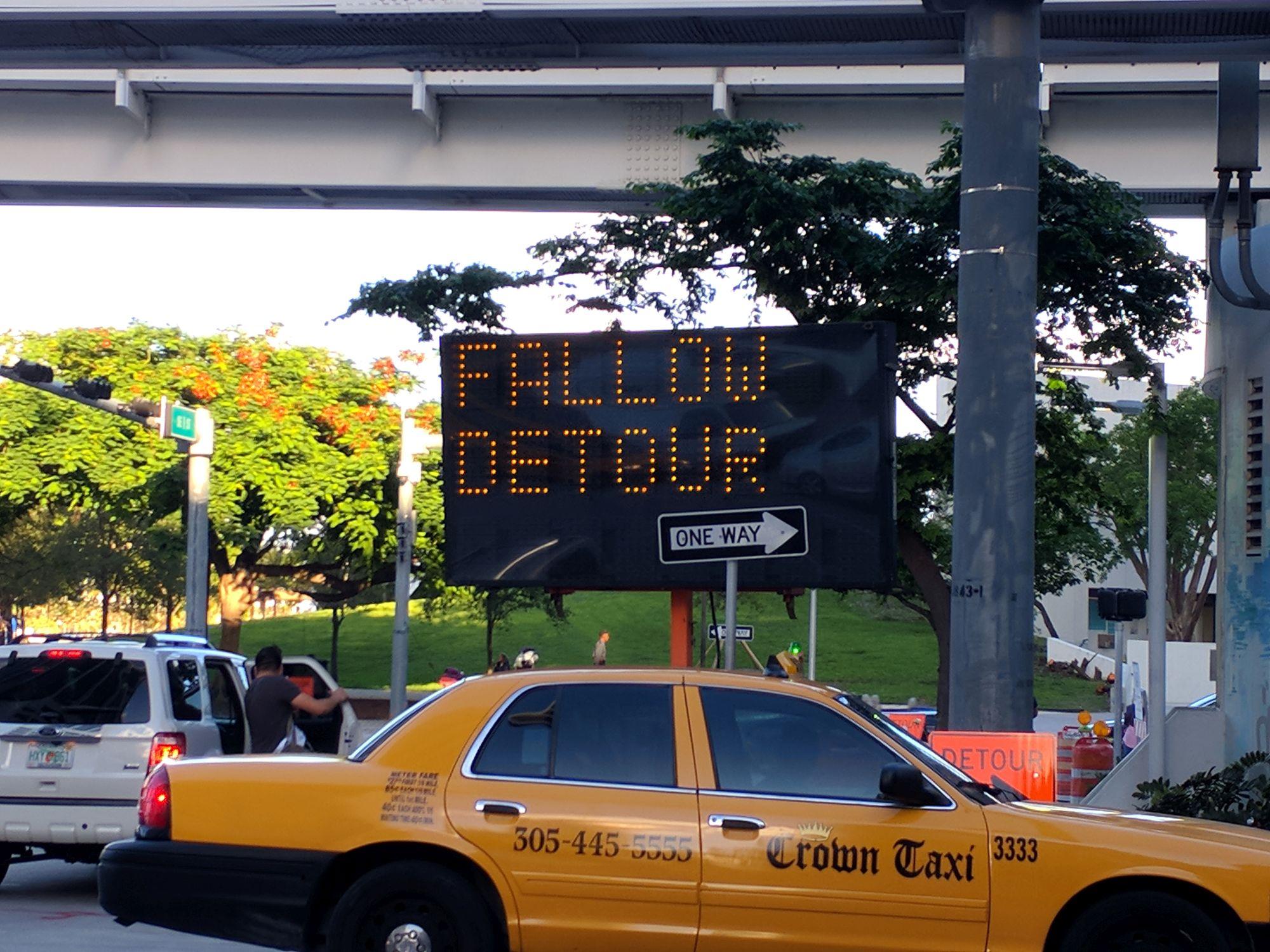 0009: Fallow Detour