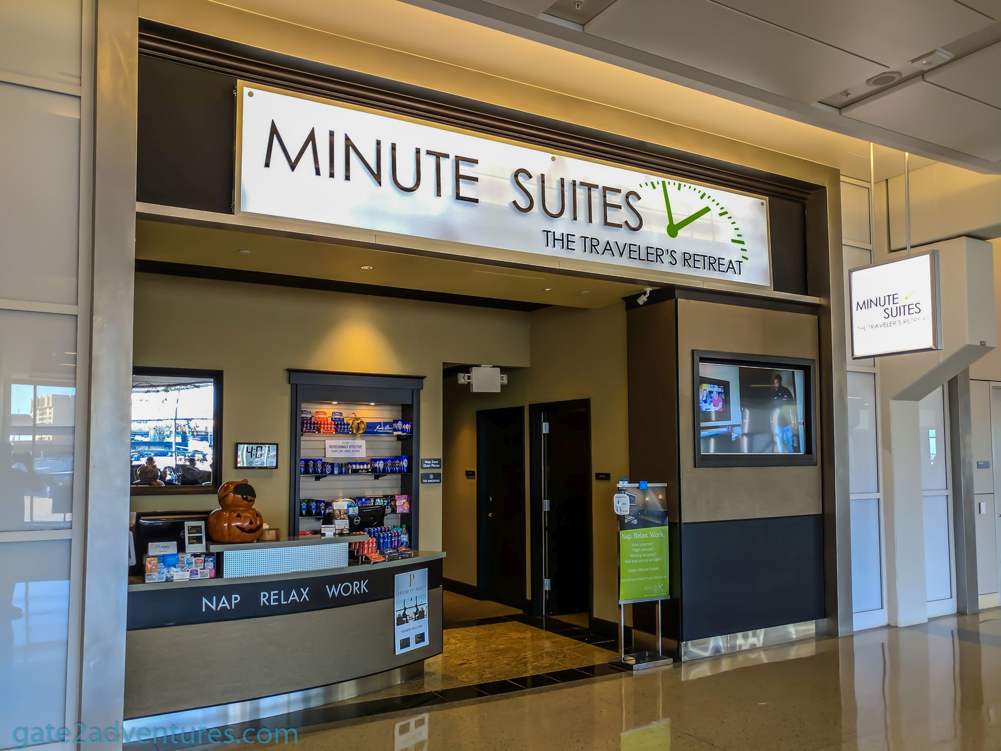 Minute Suites at Dallas/Fort Worth (DFW) Terminal A