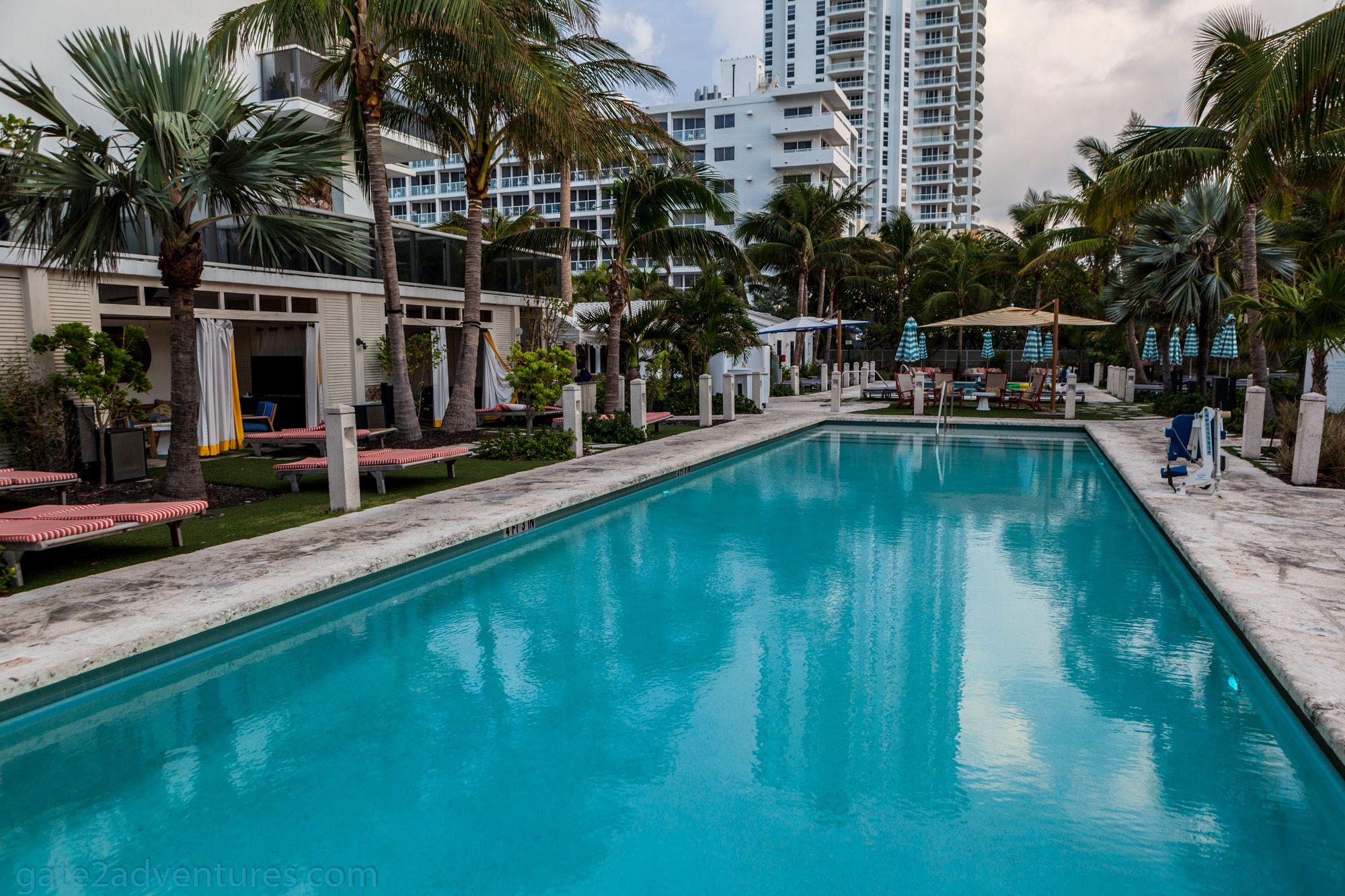 Hotel Review: The Confidante – Miami Suite: A Hyatt Unbound Collection Property