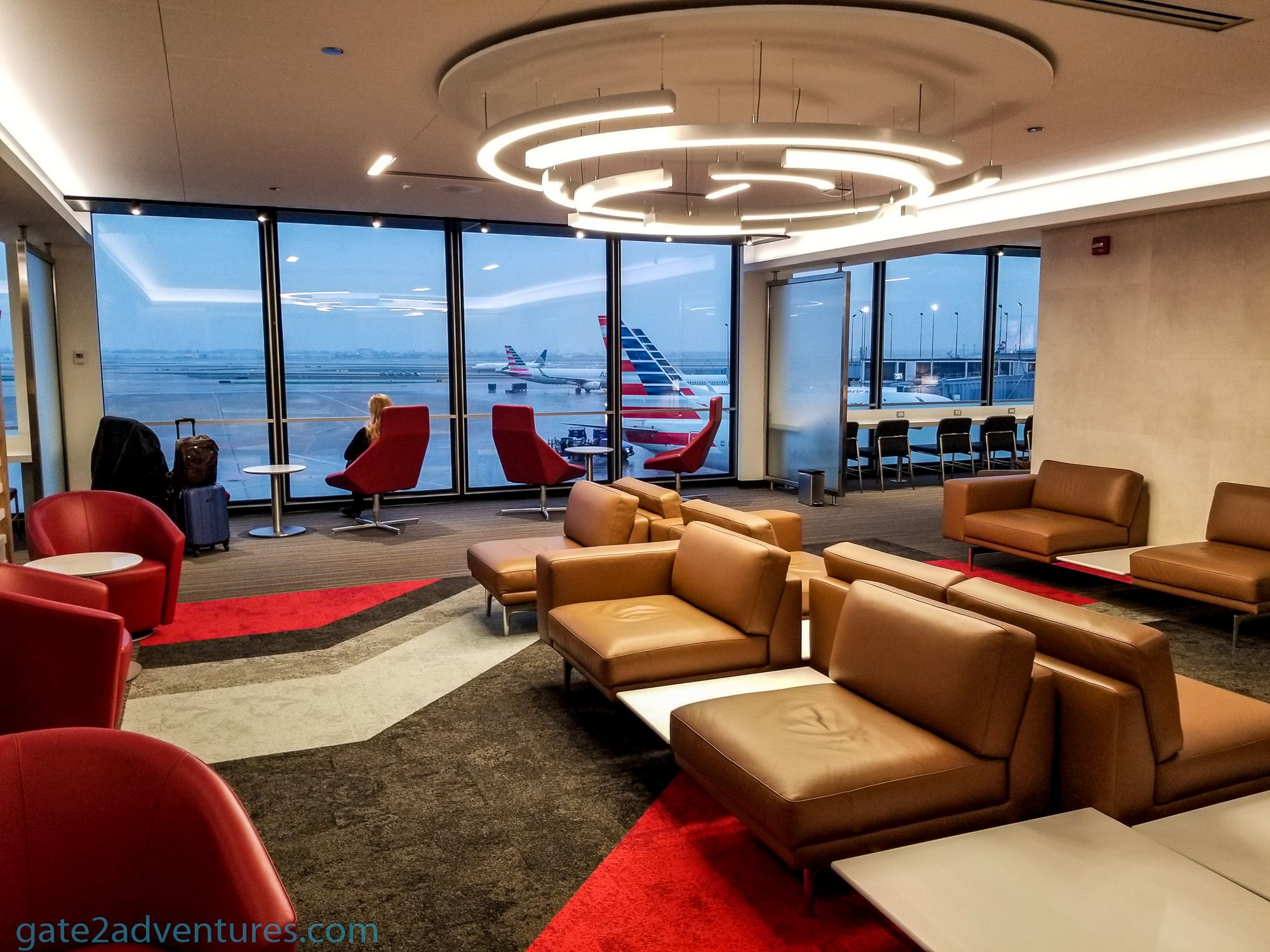 Lounge Review: American Airlines Flagship Lounge Chicago O'Hare (ORD) – Terminal 3