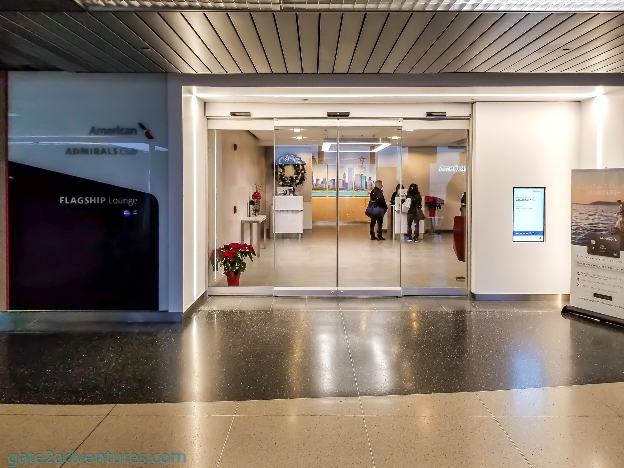 Lounge Review American Airlines Flagship Lounge Chicago O