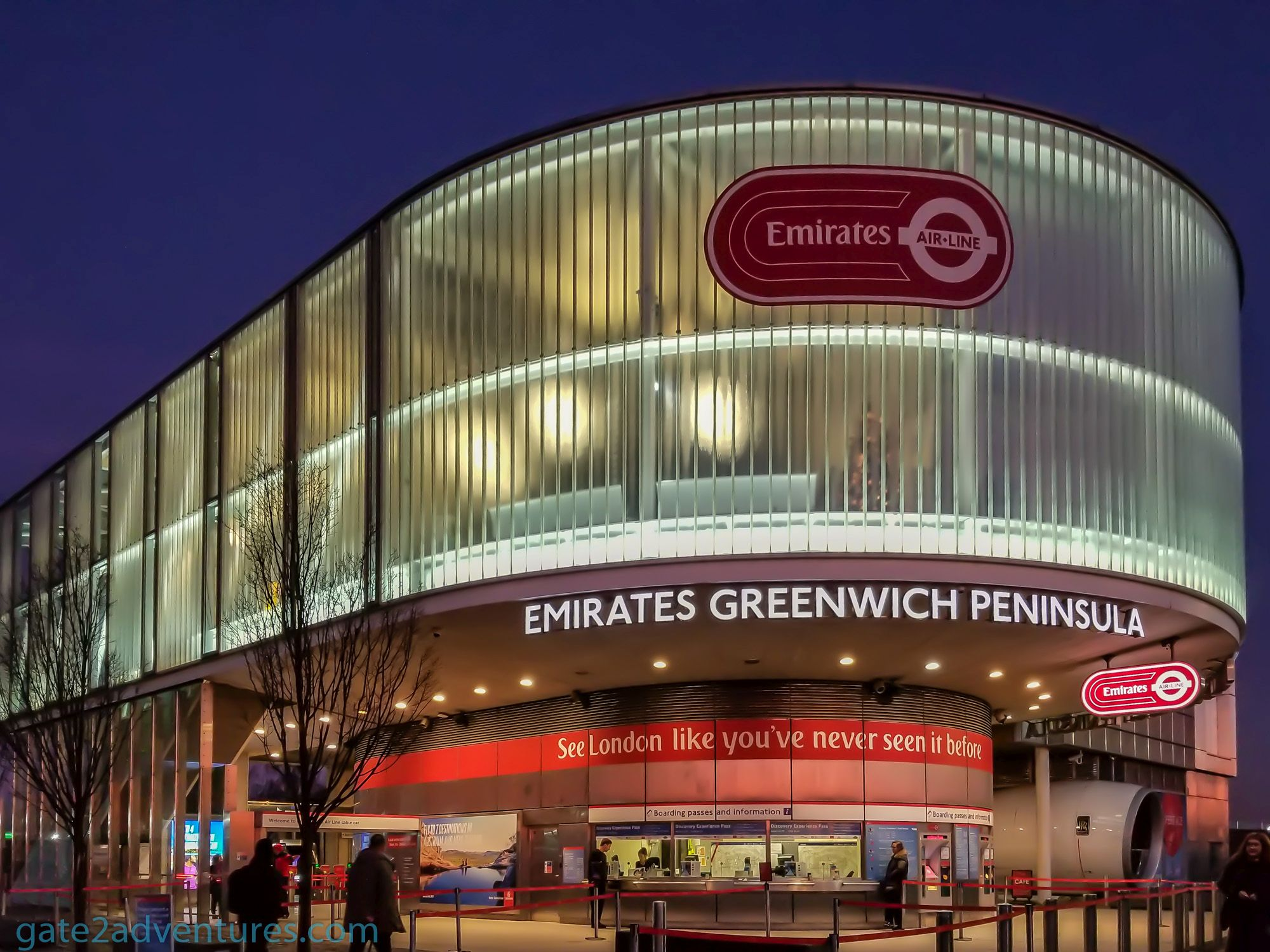 Emirates Air Line London