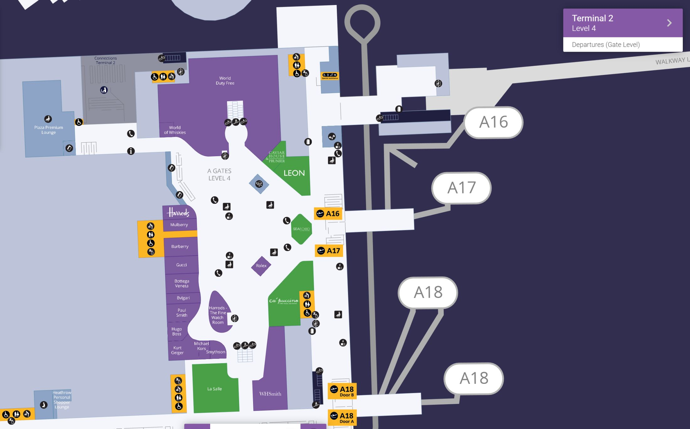 lhr terminal 2 map - gate to adventures