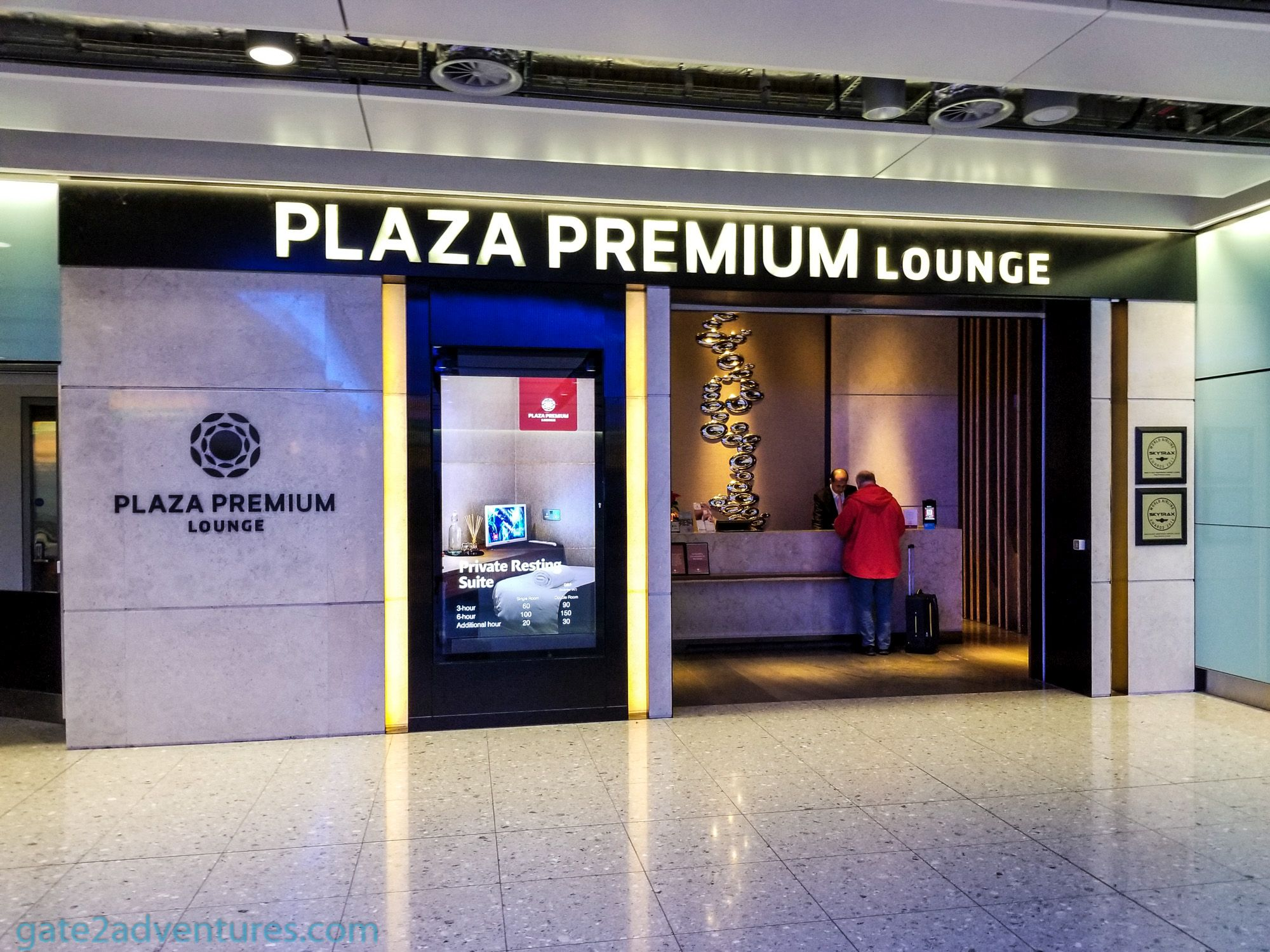 Lounge Review: Plaza Premium Lounge London Heathrow Terminal 2 Departures (LHR)
