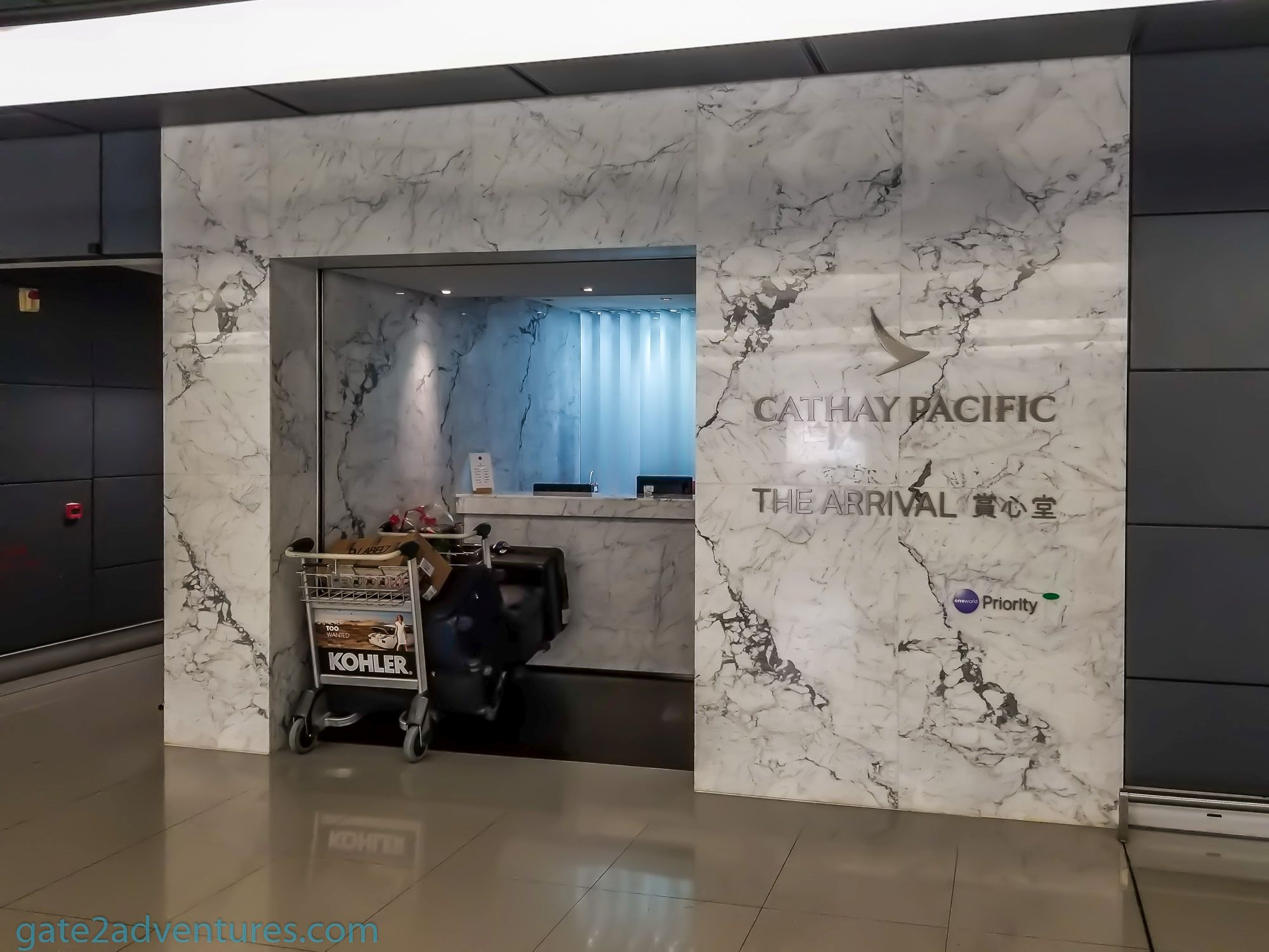 Lounge Review: The Arrival – Cathay Pacific Arrivals Lounge Hong Kong (HKG)