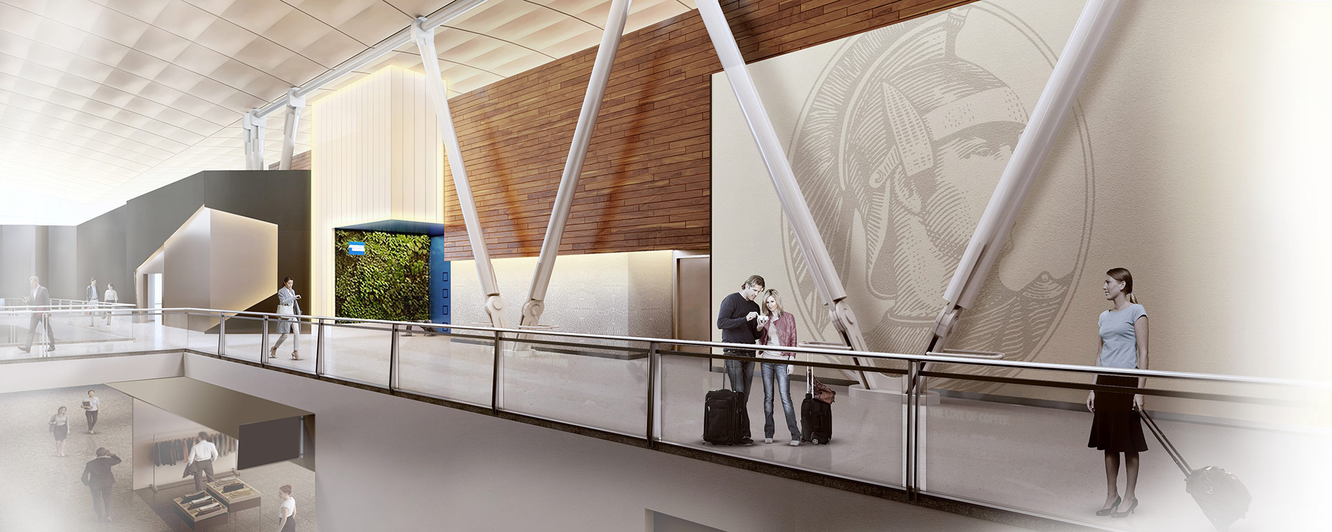 American Express To Open World S Largest Centurion Lounge