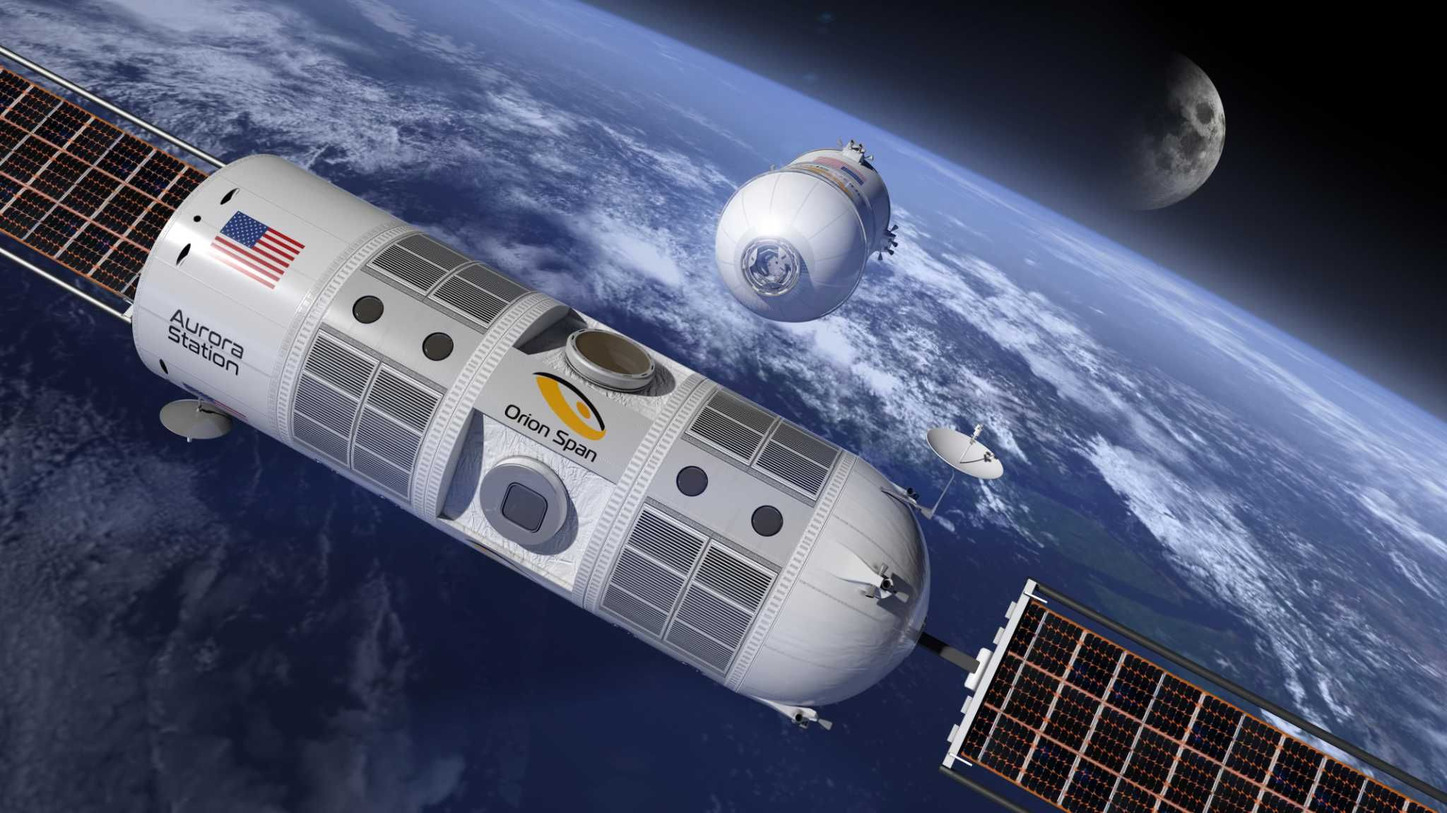 Aurora Station: New Luxury Hotel Will Offer the Best Views of Earth