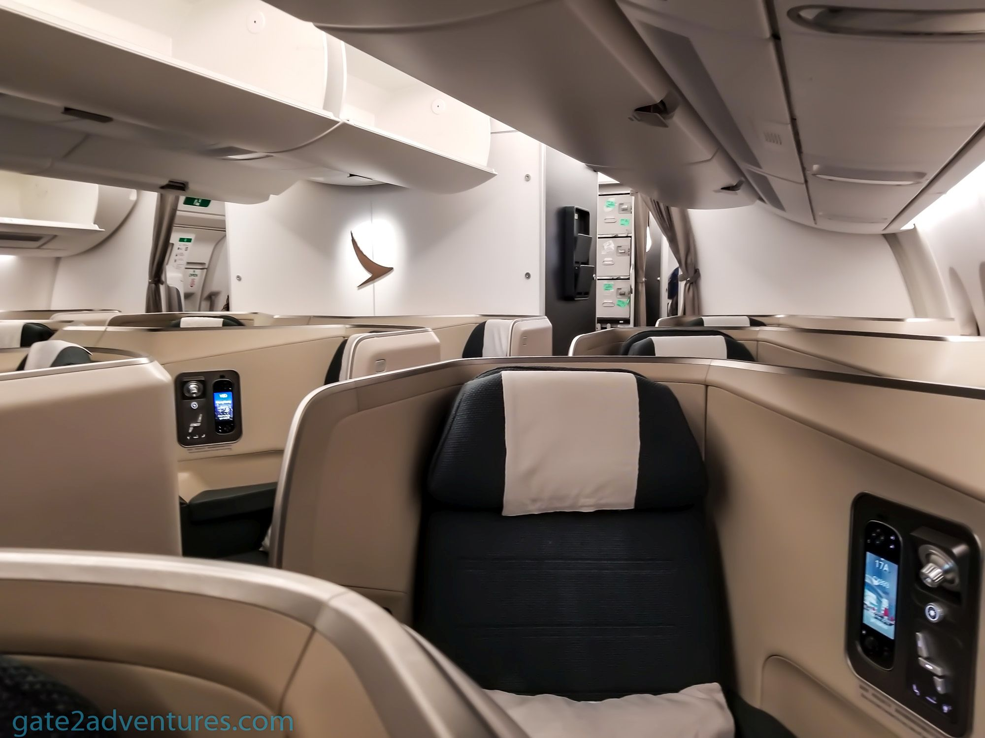 Flight Review: Cathay Pacific Business Class - Airbus A350